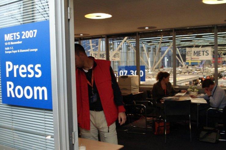 Mets 2007 Amsterdam - Accessori per la nautica 2