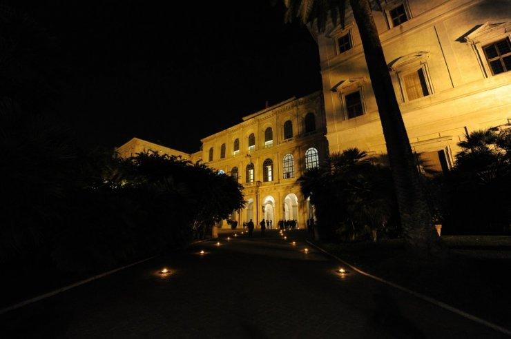 Evento ReLab con Vittorio Sgarbi a Palazzo Barberini